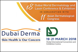 Dubai World Dermatology and Laser Conference and Exhibition - Dubai Derma 2018