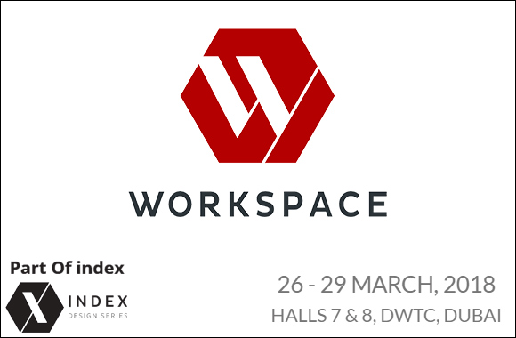 Workspace at Index 2018, Exhibition