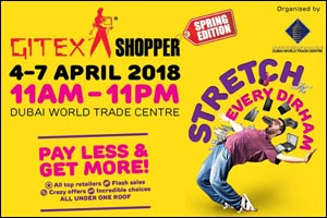 Spring GITEX Shopper 2018