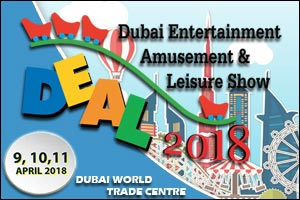 Dubai Entertainment, Amusement & Leisure Expo (DEAL) 2018