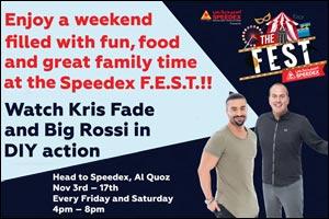 Speedex The Fest