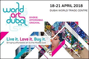 World Art Dubai 2018