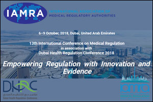IAMRA 2018 - (International Association of Medical Regulatory Authorities)