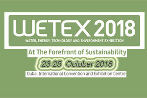 Water, Energy, Technology, and Environment Exhibition (WETEX)