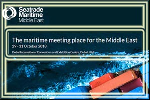 Seatrade Exhibition and Conference 2018