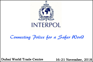 An ICPO-Interpol 87th General Assembly 2018