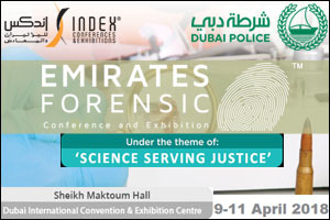 Emirates International Forensic Conference & Exhibition 2018