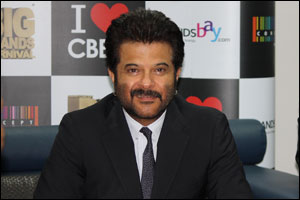 Bollywood actor Anil Kapoor inaugurates Concept Big Brand Carnival 2014