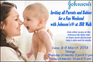 Johnson's Baby Event