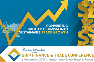 The Maritime Standard Ship Finance and Trade Conference 2018