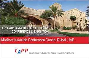 13th CAD/CAM & Digital Dentistry Conference & Exhibition