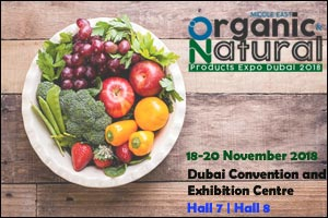 Middle East Natural and Organic Products Expo 2018
