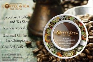 International Coffee & Tea Festival 2018