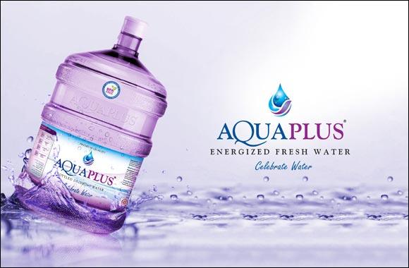 Celebrate Water With Aquaplus Godubai Com