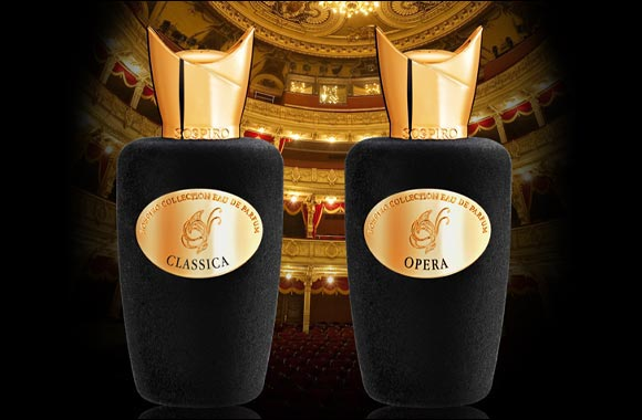 Classica Opera The Newest Perfumes From The Sospiro Collection