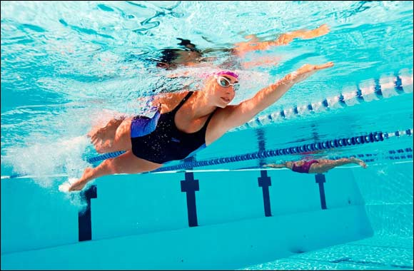 d81380c852 See Clearly During Fitness Swimming with Speedo s Aquapure Goggle ...