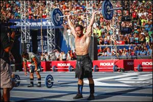 86033e193120 Rich Froning JR. wins 2014 Reebok Crossfit Games for fourth straight year