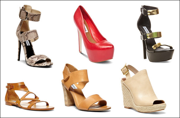 84dbe4af4c0 Steve Madden unveils its 'Autumn Winter 2014' collection for women ...