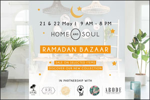 Home and Soul Ramadan Bazaar Event