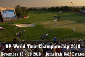 DP World Tour Championship 2018