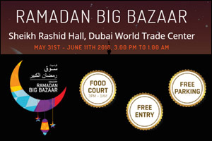 Ramadan Big Bazaar 2018
