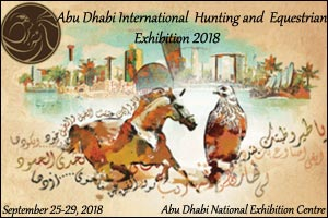 Abu Dhabi International Hunting and Equestrian Exhibition (ADIHEX) 2018