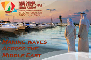 Abu Dhabi International Boat Show 2018