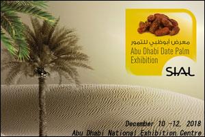 Abu Dhabi International Date Palm Exhibition 2018