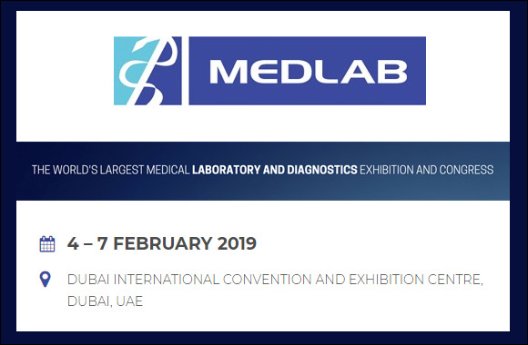 Medlab Exhibition and Conference 2019, Medical and Health