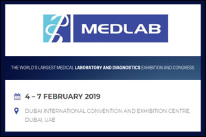 Medlab Exhibition and Conference 2019