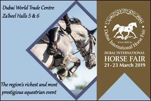 Dubai International Horse Fair 2019