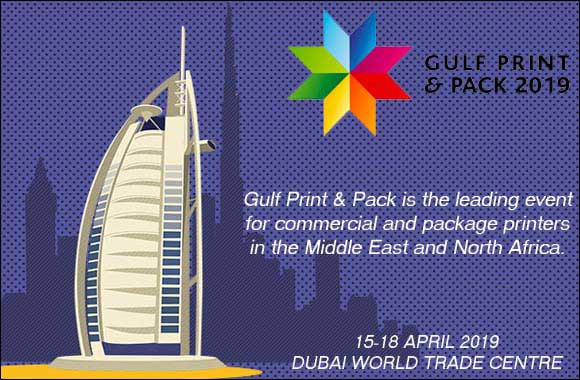 Gulf Print and Pack Exhibition 2019, Exhibition