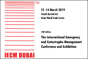 International Emergency & Catastrophe Management Exhibition & Conference (IECM) 2019