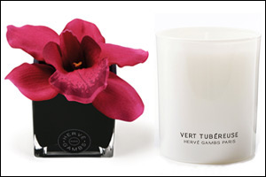 Warm your home with luxurious, autumn fragrances from Herv� Gambs