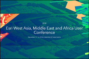 2018 Esri User Conference West Asia, Middle East, Africa (WAMEA)