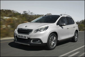 200,000th PEUGEOT 2008 produced by the Mulhouse plant