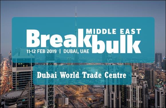 Breakbulk Exhibition 2019 Monday February 11 2019