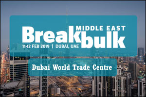 Breakbulk Exhibition 2019