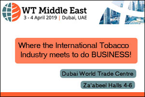 World Tobacco Middle East 2019