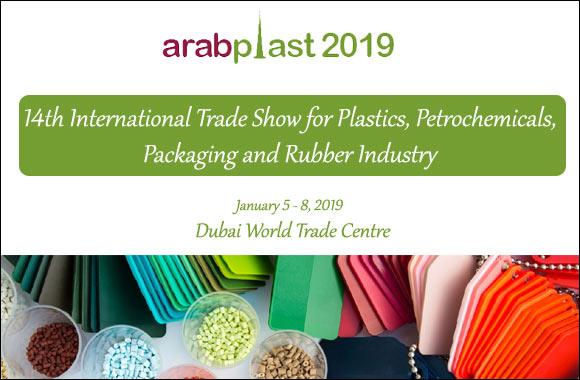 Arabplast 2019, Trade Fair