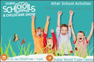 Schools & Child Care Show 2019