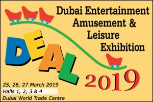 Dubai Entertainment, Amusement & Leisure Expo (DEAL) 2019
