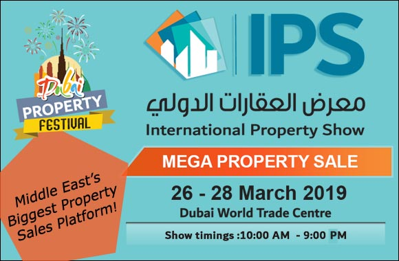 The International Property Show 2019, Exhibition