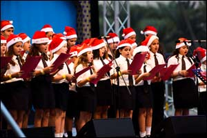 Festive Cheer and Happy Holidays for Eeryone at Dubai Christmas Fest – Now Open