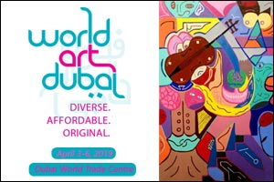 World Art Dubai 2019