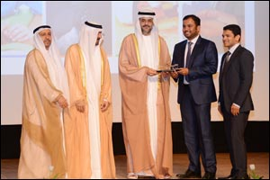 crown prince of sharjah honors malabar gold & diamonds for outsta...