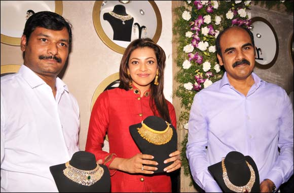 Malabar Gold & Diamonds opened its new outlet in Andhra