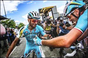 Astana Pro Cycling Team Upbeat about Dubai Tour