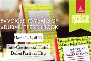 11th Emirates Airline Festival of Literature
