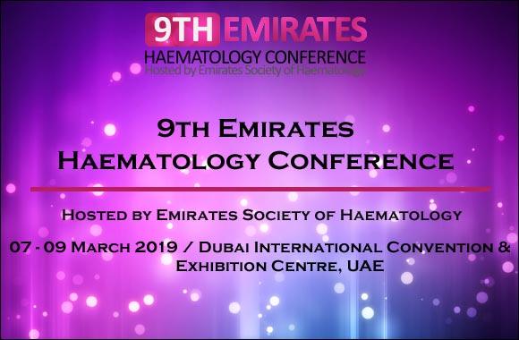 Emirates Haematology Congress 2019 Thursday March 7 2019